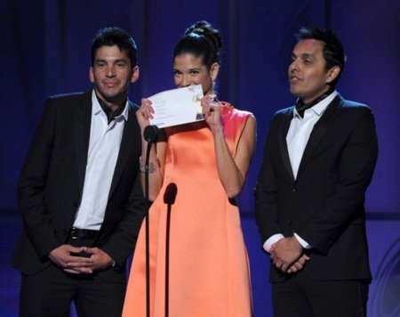 Natalia Jiménez (y más) en los Grammy Latinos 2011: supéralo MTV European Awards (por favor)