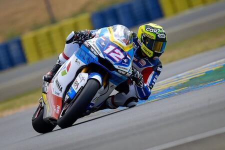 Luthi Francia Moto2 2021