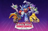 Angry Birds Transformers: preparémonos para otra franquicia invadida por los pájaros de Rovio