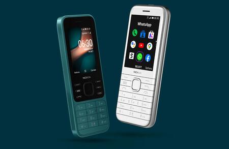 Nokia 6300 4G y Nokia 8000 4G: HMD Global revive otros dos clásicos de Nokia con KaiOS bajó el capó