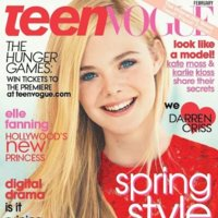 Duelo entre hermanas ¿Elle o Dakota Fanning para Teen Vogue?