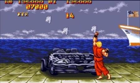 La fase de bonus del 'Street Fighter II' cobra vida