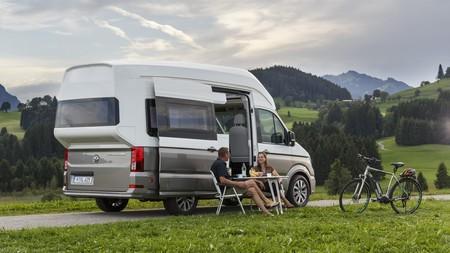 Desvelada la Volkswagen California XXL en Düsseldorf, y pinta mejor de lo que esperábamos