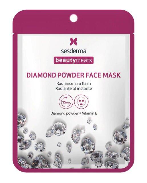 Mascarilla facial Diamond Powder Sesderma