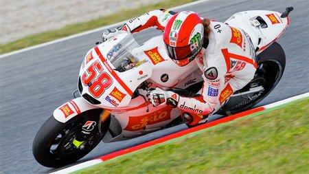 MotoGP Catalunya 2011: mandan Marco Simoncelli, Stefan Bradl y Nico Terol