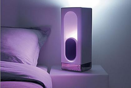 NightCove: ilumiación futurista