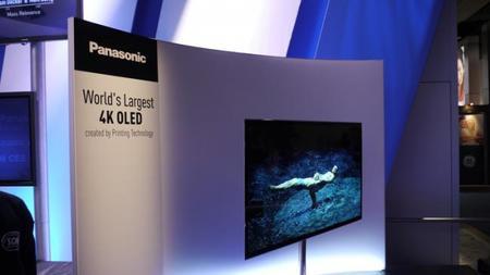 Panasonic podría vender su trabajo con la tecnología OLED a Japan Display