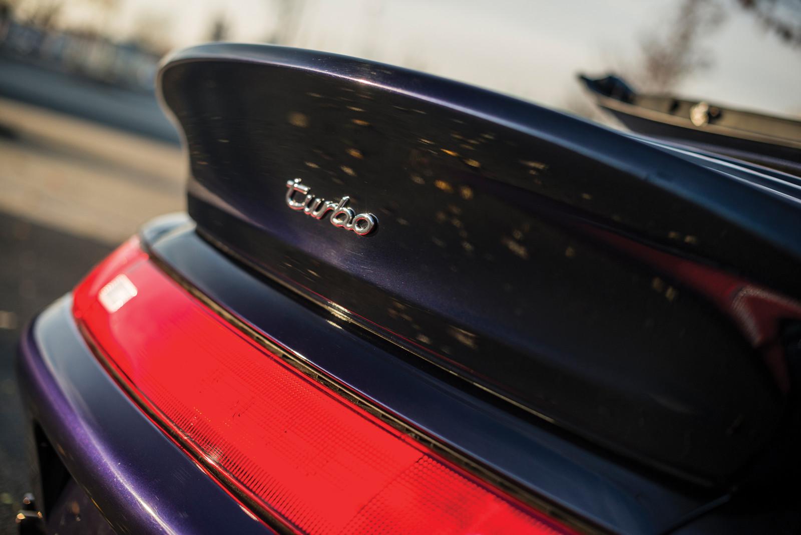 Porsche 993 Turbo Cabrio
