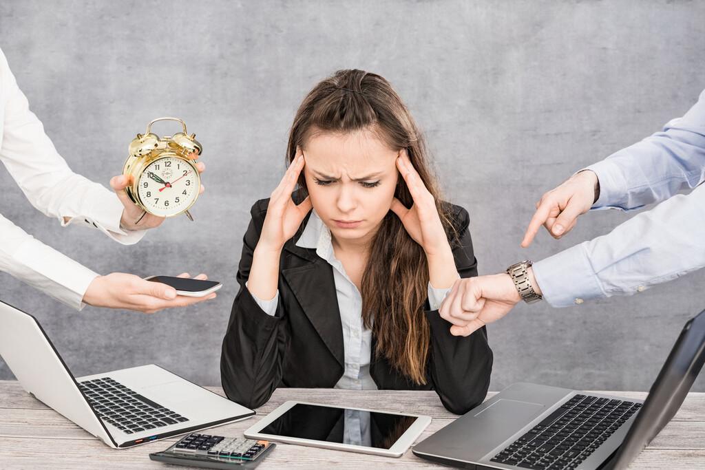 A mayores niveles de estrés más riesgo de hipertensión y enfermedades cardiovasculares, según un reciente estudio