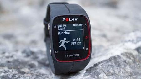 El Polar M400 ideal para correr y registrar nuestra actividad