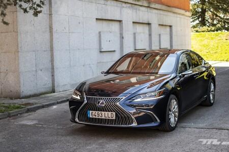Lexus Es 300h 2021 Prueba 016