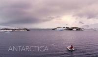 En ese sensacional vídeo un drone nos traslada a la magia de la Antártida