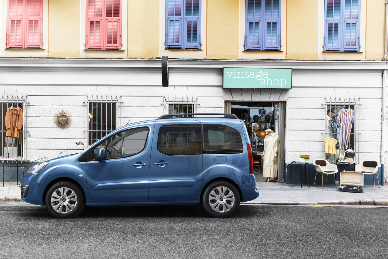 Foto de Citroën Berlingo (30/61)