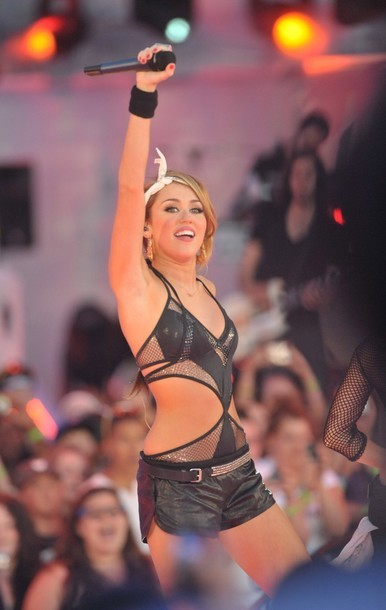 Foto de MuchMusic Video Awards 2010: ¿la originalidad de Whitney Port o la provocación de Miley Cyrus? (14/21)