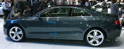 Audi A5 Ginebra