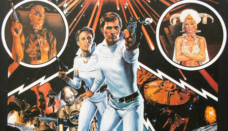 Cómic en cine: 'Buck Rogers in the 25th Century', de Daniel Haller