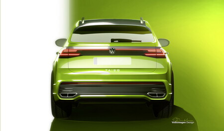 Volkswagen Taigo 2