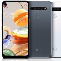 LG K41S, LG K51S y LG K61: la gama de entrada se renueva con cuatro lentes y cámara perforada en la pantalla