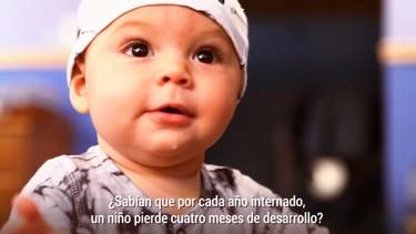 """""""Habla por mí"""", campaña contra el internamiento en instituciones de los menores de tres años"""