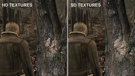 Imágenes comparativas de Resident Evil 4 Ultimate HD Edition