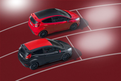 Ford Fiesta Red Edition y Ford Fiesta Black Edition