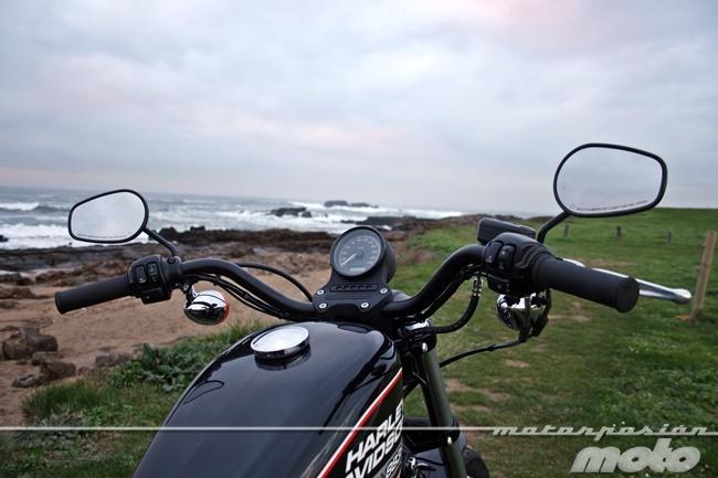 Harley Davidson Sportster XL 883 R