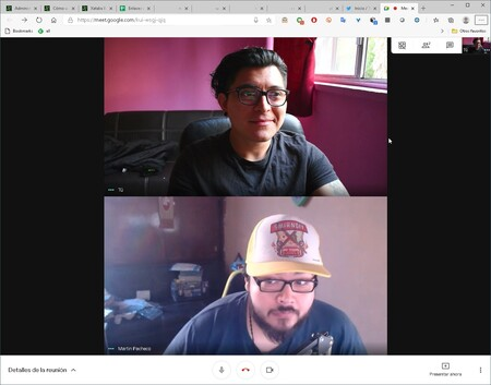 Como Usar Camara Puerto Hdmi Como Webcam Ejemplo Google Meet Hangouts