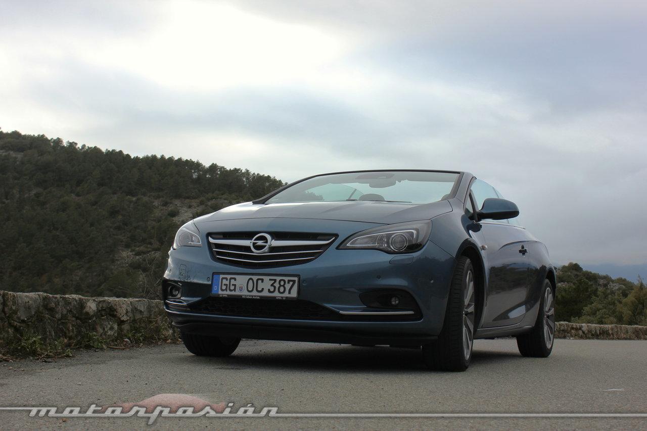 Foto de Opel Cabrio 2013 (presentación) (36/52)