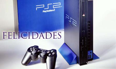 PlayStation 2 cumple  9 años, rindamos un sentido homenaje