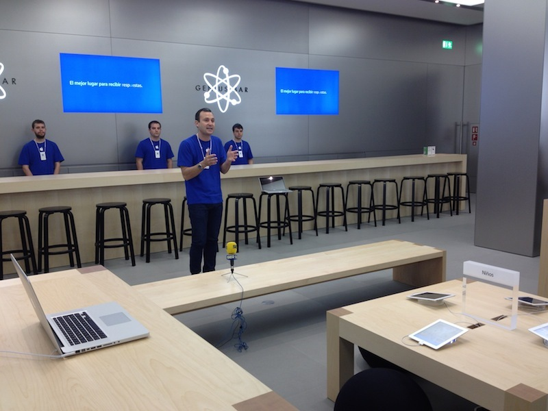 Foto de Apple Store Nueva Condomina (5/100)