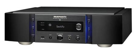 Marantz presenta su nuevo reproductor de red con DAC de alta calidad