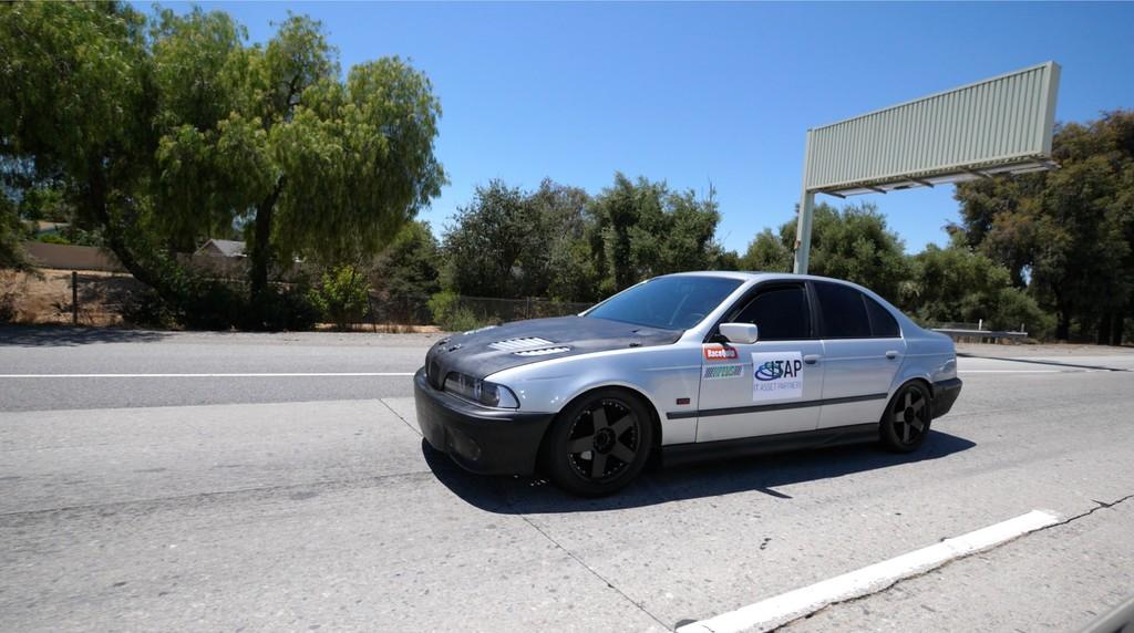 'The Phoenix', el coche eléctrico reciclado que superó a Tesla en el récord de mas grande distancia con una sola carga