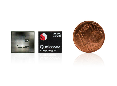 Qualcomm Snapdragon 765 5g Mobile Platform European Coin