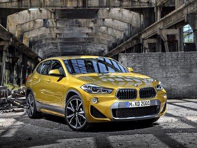 El BMW X2 es el hermano coqueto del X1