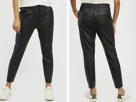 Pantalones Cuero El Corte Ingles