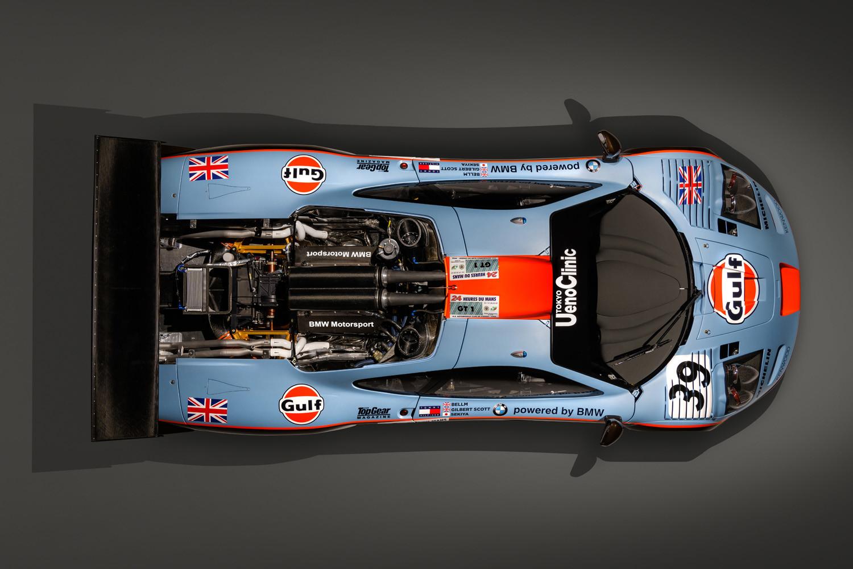 """Foto de McLaren F1 GTR """"25R"""" (6/12)"""