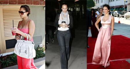 La evolución de Jessica Alba tras su embarazo