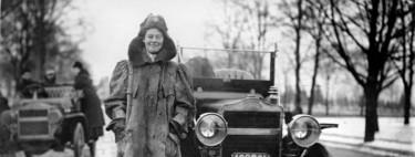 Así fue como Alice Huyler Ramsey pasó a la historia por conducir, de costa a costa, un coche de 30 CV