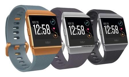 El Fitbit Ionic hoy a su precio mínimo en Amazon: sólo 198,90 euros