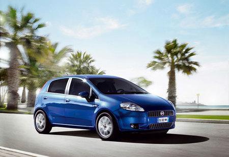 Fiat Grande Punto MY 2008