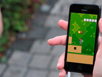 Nintendo podría fabricar controles físicos para smartphones y tabletas en el futuro