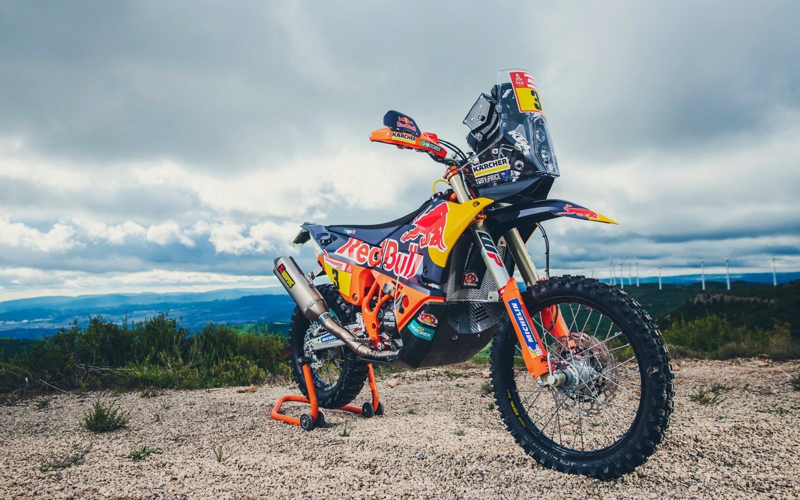 Foto de KTM 450 Rally Dakar 2019 (94/116)