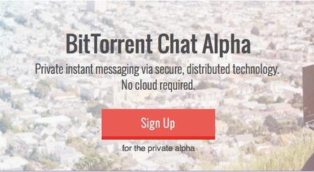 BitTorrent Chat, mensajería segura en fase beta