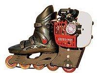 Los patines motorizados
