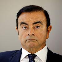 Nissan y Carlos Ghosn pagarán 16 MDD a Estados Unidos por ocultar dinero a sus inversores