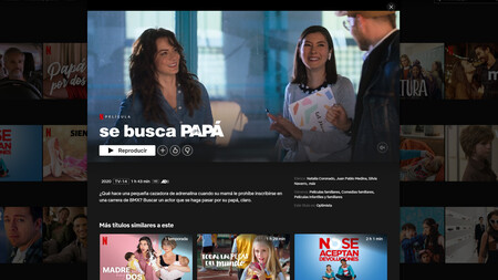 Netflix Se Busca Papa