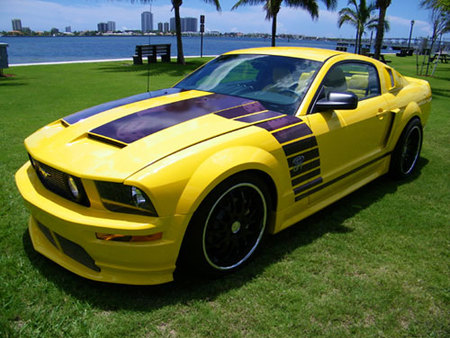 Ford Mustang GT SuperCar