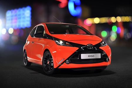 Toyota Aygo 2014 1 1