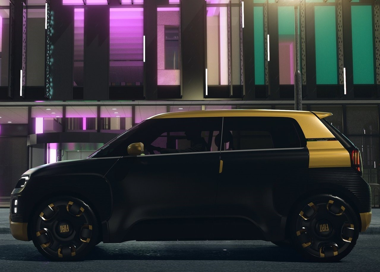 Foto de Fiat Centoventi concept (3/20)