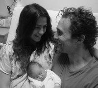Matthew McConaughey enseña orgulloso a Vida